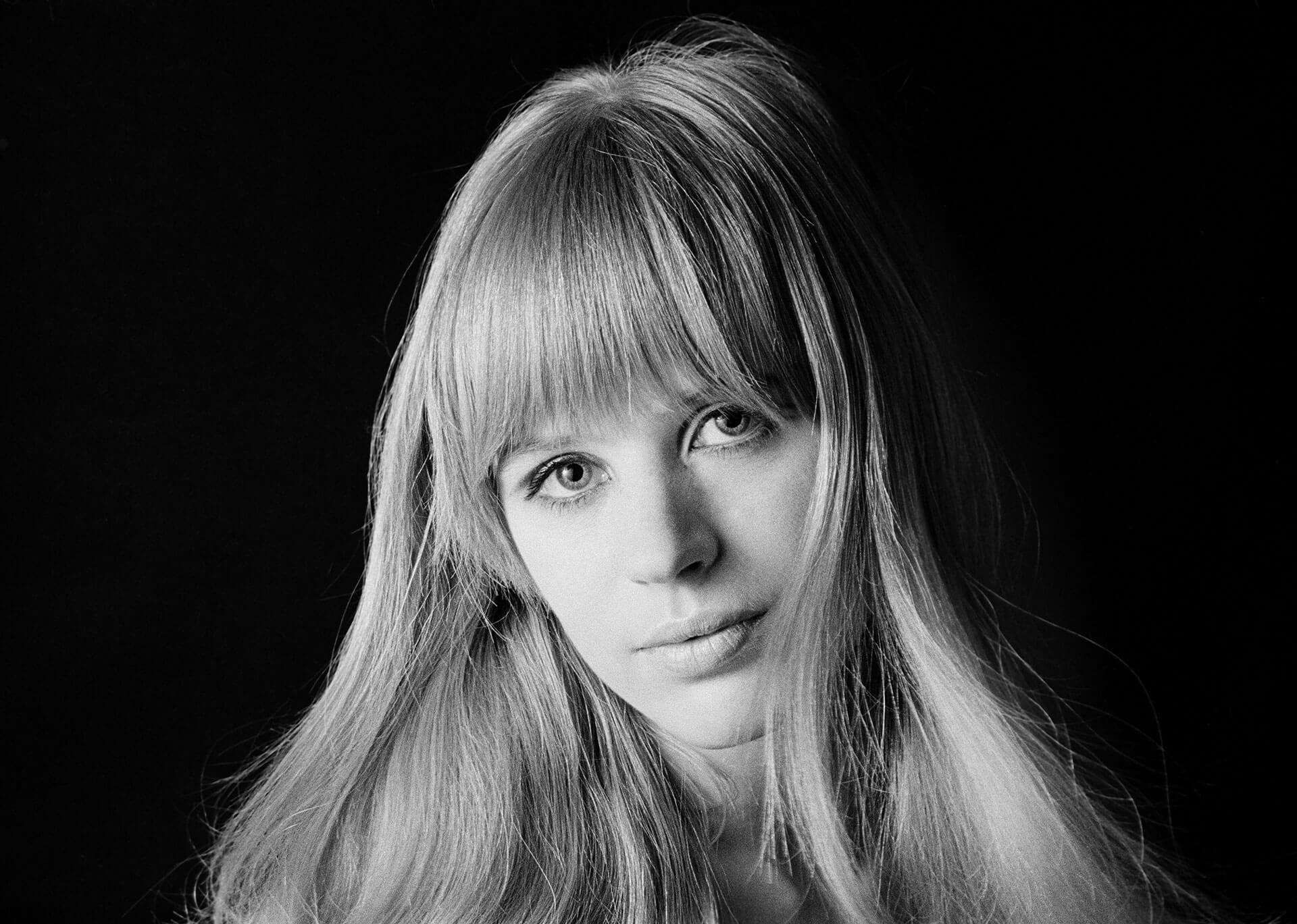 Marianne Faithfull 1964 Print